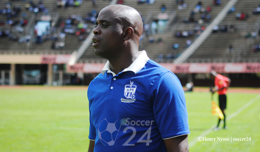 We want to qualify whichever way says Ndiraya
