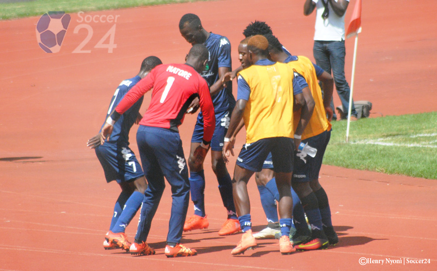 Report: Ngezi shoots to the top as they beat Dynamos