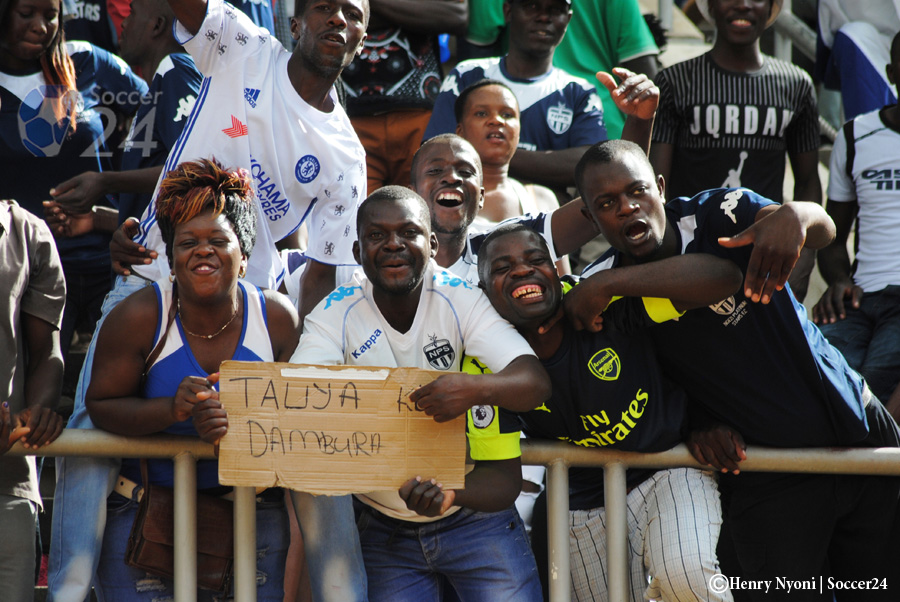 How 'Lowly' Ngezi Platinum Stars' Fans Reacted To Second Round Qualification