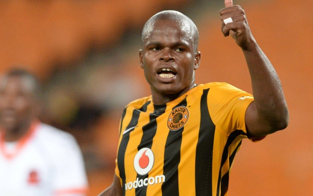 Kaizer Chiefs give update on Katsande contract talks