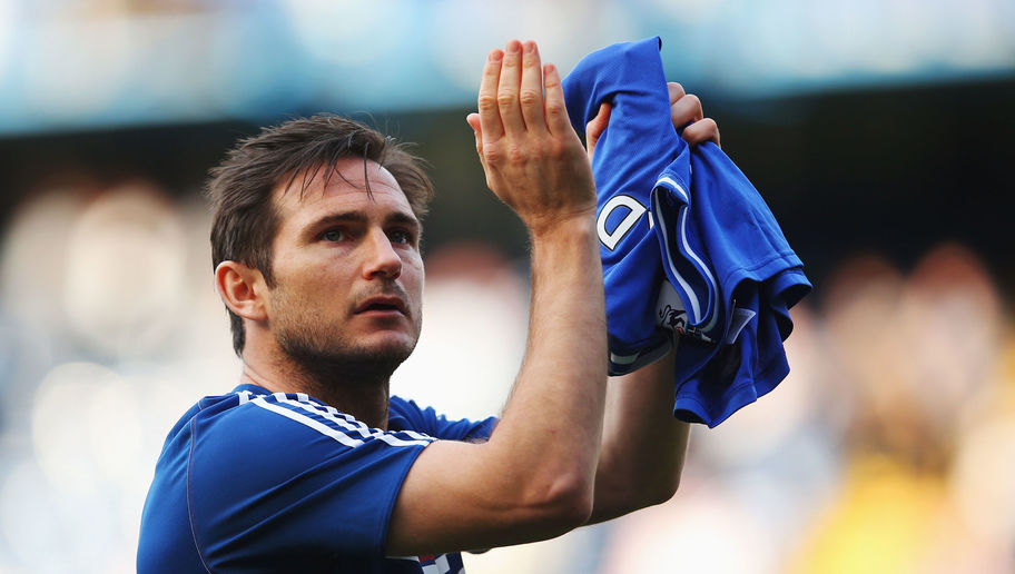 Frank Lampard Names Best Goalscorer He Played With During Illustrious Career