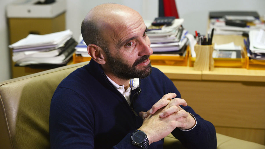 Real Madrid Have Eyes Once More for 'Galactico' Sporting Director Monchi From Title Rivals Sevilla