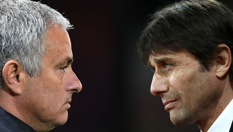 Antonio Conte Says He Won't Change His Touchline Theatrics to Suit Jose Mourinho