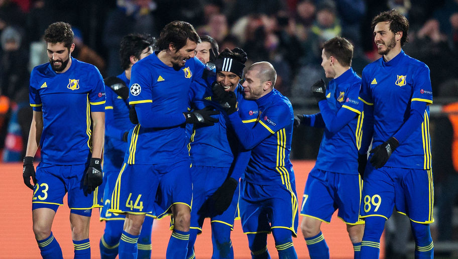 5 Things You Didn't Know About Man Utd's Europa League Opponents FC Rostov