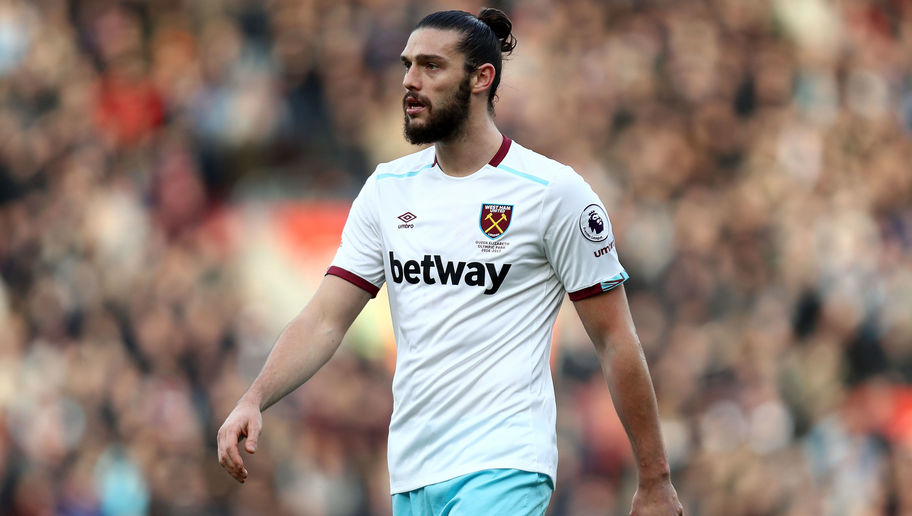 West Ham Braced for New Offers From China for Star Man Andy Carroll This Summer