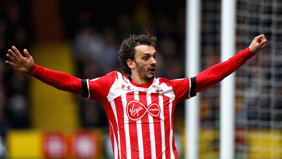 Southampton Striker Manolo Gabbiadini Thrilled to Have Left Napoli Nightmare Behind