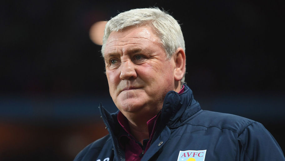 Steve Bruce Gets Backing From Aston Villa Chief Executive Despite Recent Poor Form