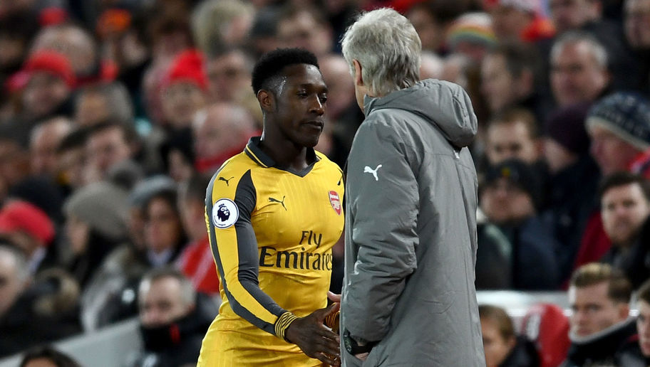 Arsenal Legend Ian Wright Urges Arsene Wenger to Give Danny Welbeck a Chance at Centre Forward