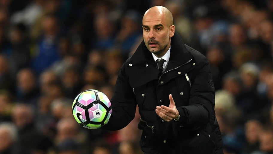 Man City Boss Pep Guardiola Wins Premier League's February Manager of the Month