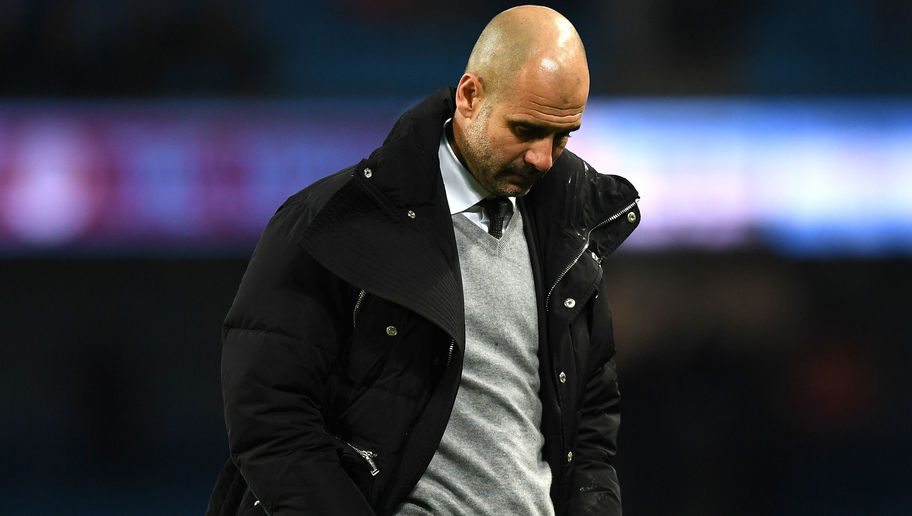 Manchester City 0-0 Stoke City: Resilient Potters All But End City's Title Hopes