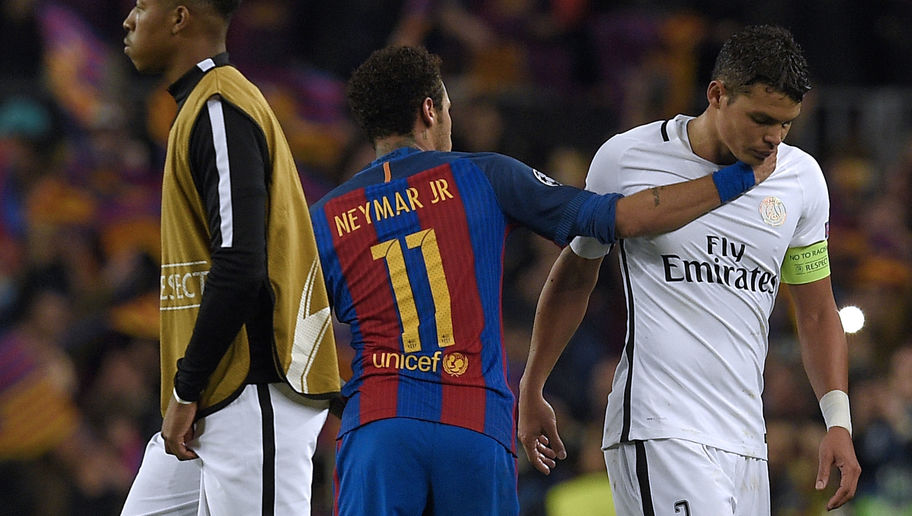 Barcelona –  PSG referee demoted after controversy