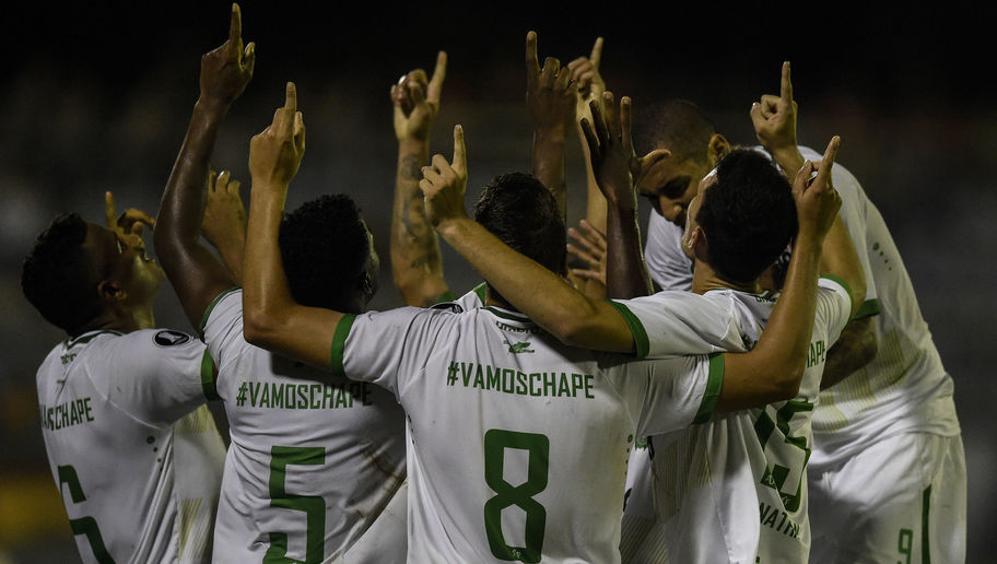 Brazil's Chapecoense Win First Ever Copa Libertadores Game After Tragic Plane Crash