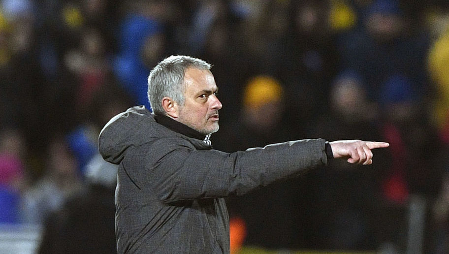 Jose Mourinho Satisfied With Manchester United Performance on Poor Pitch In Rostov Draw