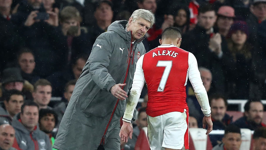 Arsene Wenger Reveals Why He Dropped Alexis Sanchez in Arsenal's Defeat Against Liverpool