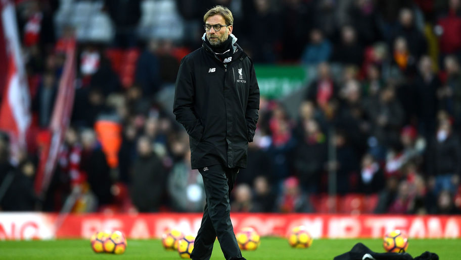 Jurgen Klopp Admits Liverpool Could Struggle to Make Champions League Football This Season