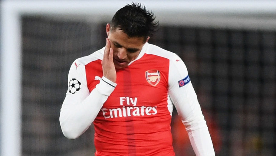 Alexis Sanchez's Attitude in Question After Disturbing Stats Show Serious Work Rate Issue