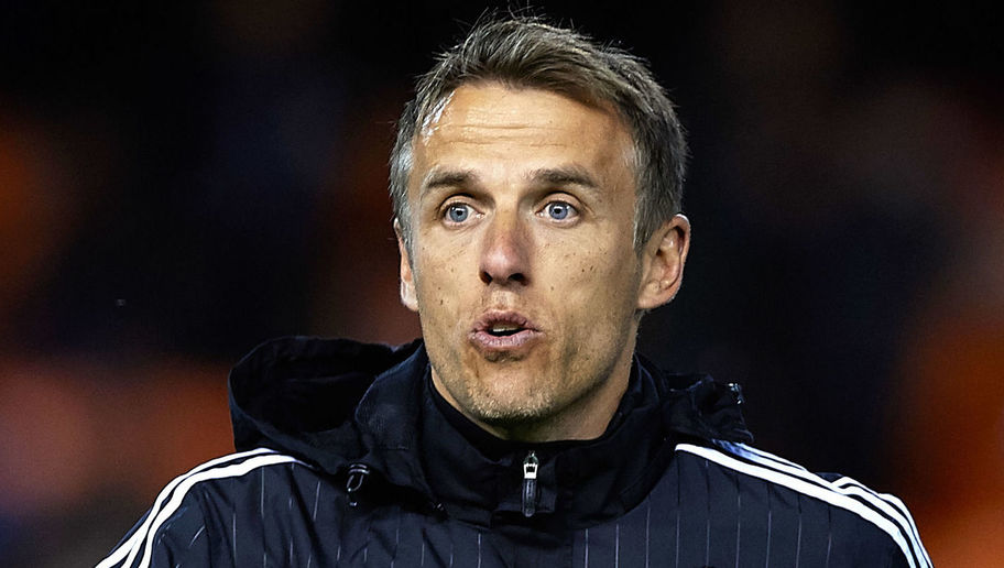 PHOTO: Phil Neville Experiences Hellscape That Is Central Line for First Time Ever & Looks Very Sad