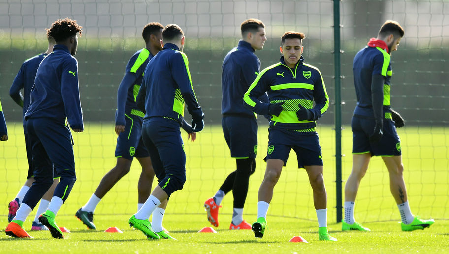 Alexis Sanchez Responds Defiantly on Instagram Following Reports of Bust-Up With Arsenal Teammates