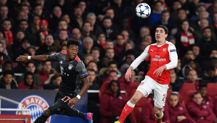 Hector Bellerin Wants Arsene Wenger to Stay at Arsenal & Apologises to Fans After Bayern Mauling