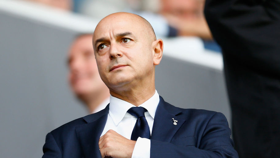 Daniel Levy Reveals That Tottenham's New Stadium Will NOT be Called White Hart Lane