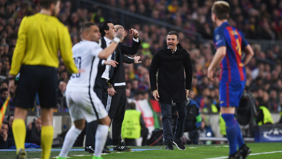 Barcelona Boss Hilariously Reveals He Picked Up the Most Unlikely Injury Following Victory Over PSG