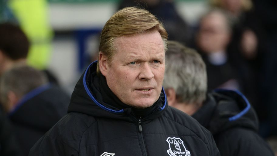 Everton Ace Urges Ronald Koeman to Stick With Toffees as Rumours Continue to Link Him With Barca Job
