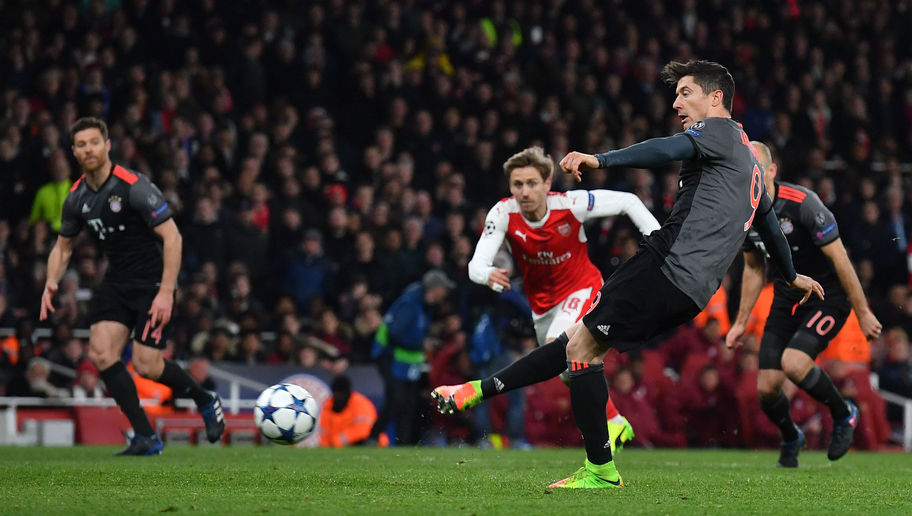 VIDEO: No Need to Look! Why Lewandowski Showed He's a Cool Customer With Penalty Against Arsenal