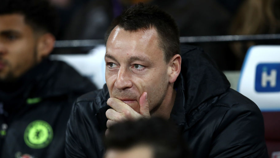 Stoke Leading Premier League Clubs in Race for Out-of-Favour Chelsea Captain John Terry