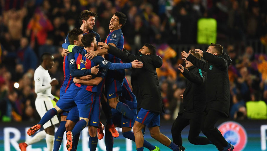 5 of the Best Second Leg Comebacks in the History of the Champions League Knockout Stages