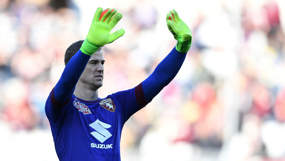 Report Claims Man City's Joe Hart Has Number of 'English Options Available' After Torino Loan
