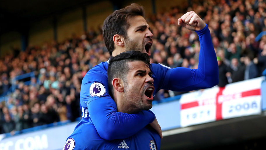 Diego Costa Gets Brilliantly Trolled by Cesc Fabregas on Social Media After Training Ground Game