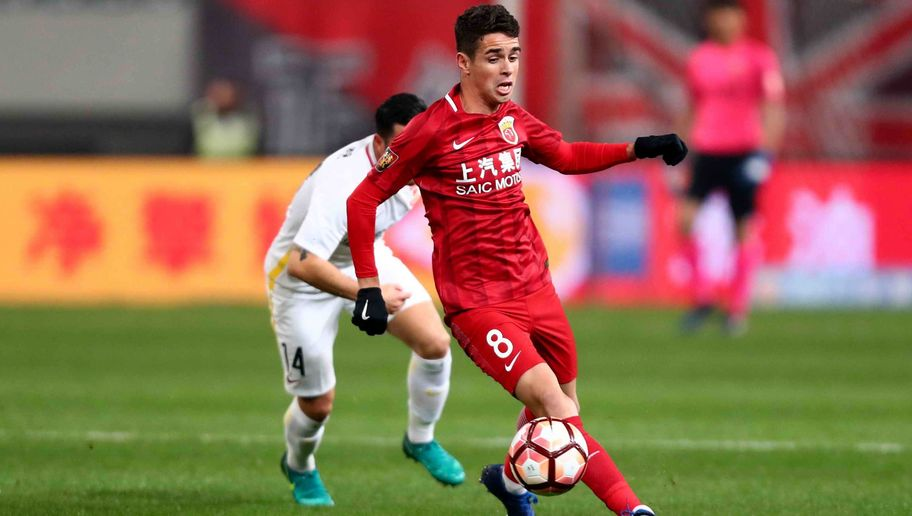Ex-Chelsea Star Oscar Reveals Why He Was Happy to Leave England for the Chinese Super League