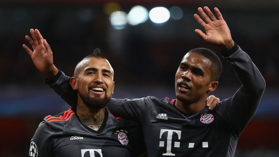 Bayern Munich Winger Douglas Costa Admits He Is 'Not Always Happy' at Club Amid Juventus Interest