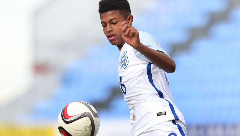 Liverpool Youth Prospect Rhian Brewster Reveals Why He Chose the Reds Over Chelsea
