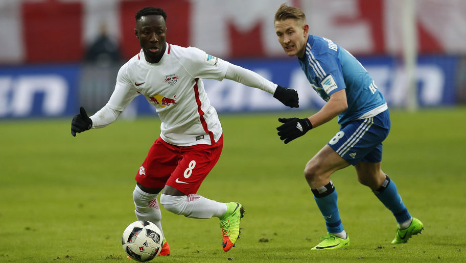 Liverpool Set to Battle it Out With Bayern Munich For RB Leipzig Midfielder Naby Keita