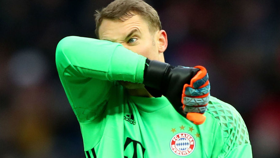 Bayern Munich Keeper Manuel Neuer a Doubt for Arsenal Clash Due to Calf Injury