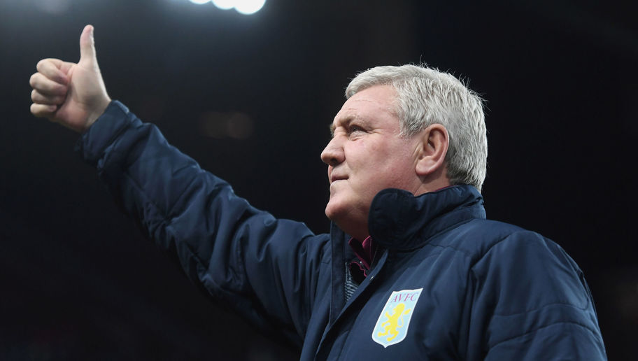 Aston Villa Boss Steve Bruce Admits Match-Winning Striker Drives Him Mad After Bristol City Victory