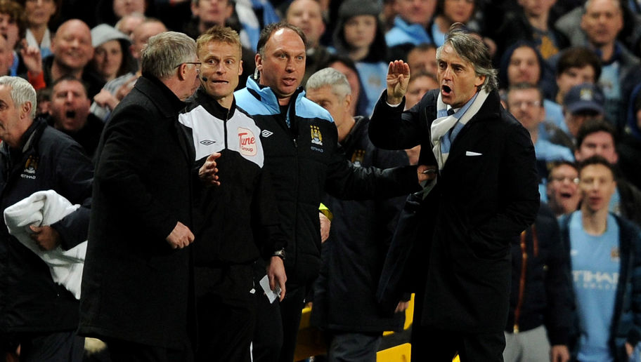 9 of the Most Outrageous Manager Bust Ups in Football