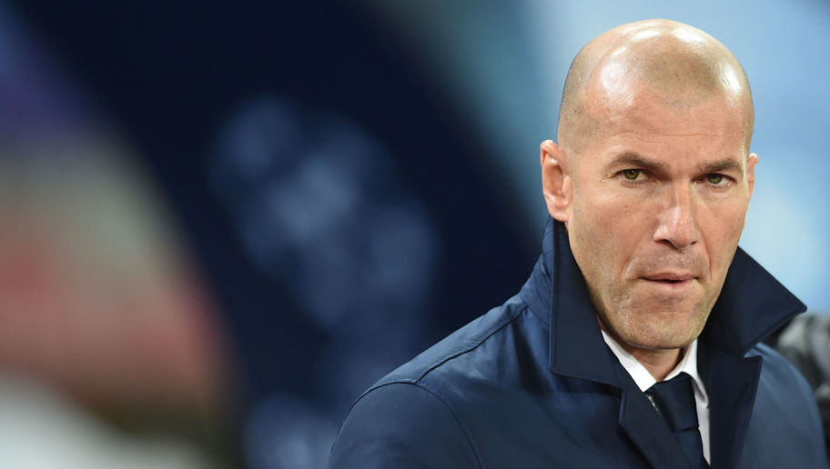 Real Madrid Boss Zinedine Zidane Reiterates Importance of Every Point in Race for La Liga Title