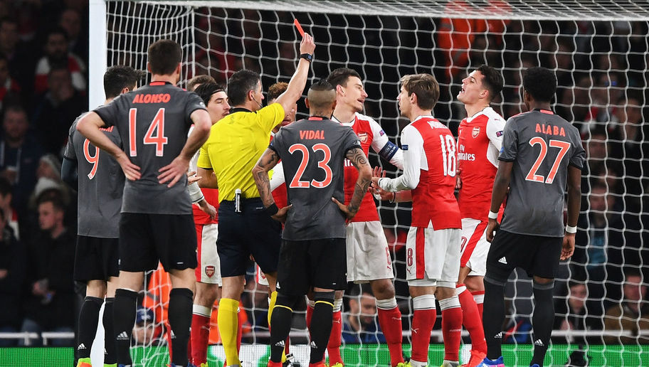 Bayern Munich humiliate Arsenal again,Real Madrid beat Napoli