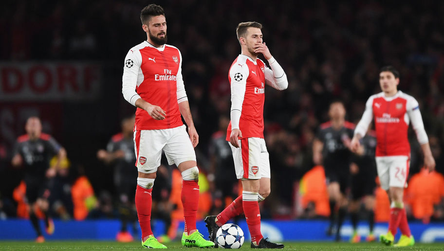 Arsenal Sink Further Into the Abyss as Records Tumble for All the Wrong Reasons Against Bayern