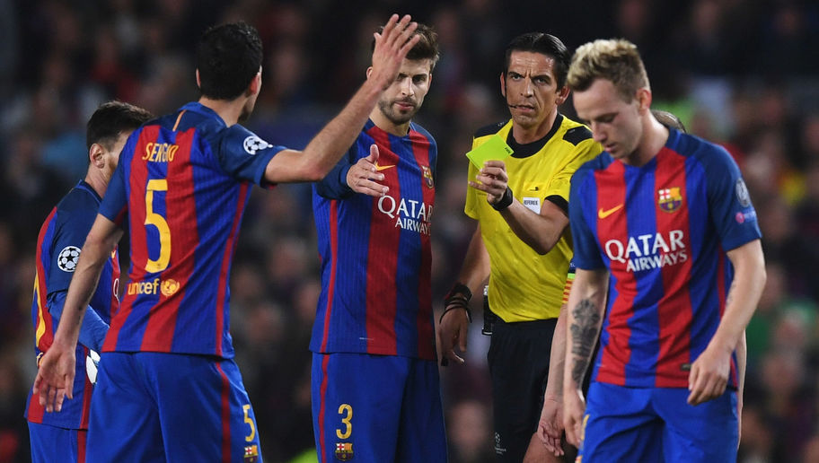Referee Deniz Aytekin Set to Be Axed by UEFA After Poor Performance During Barcelona's Win Over PSG