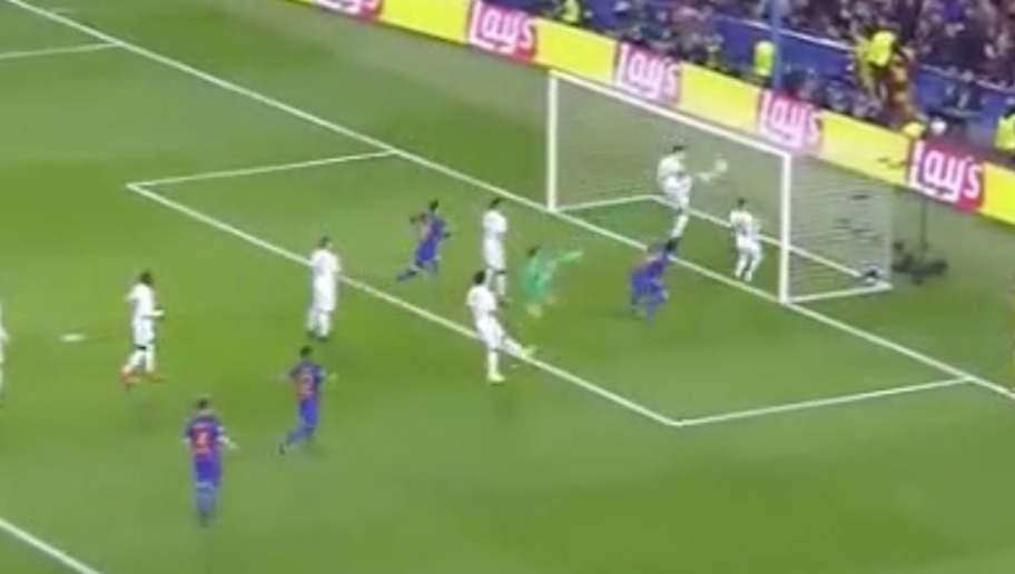 VIDEO: Luis Suarez Gives Barcelona the Perfect Start in Search of Incredible Comeback