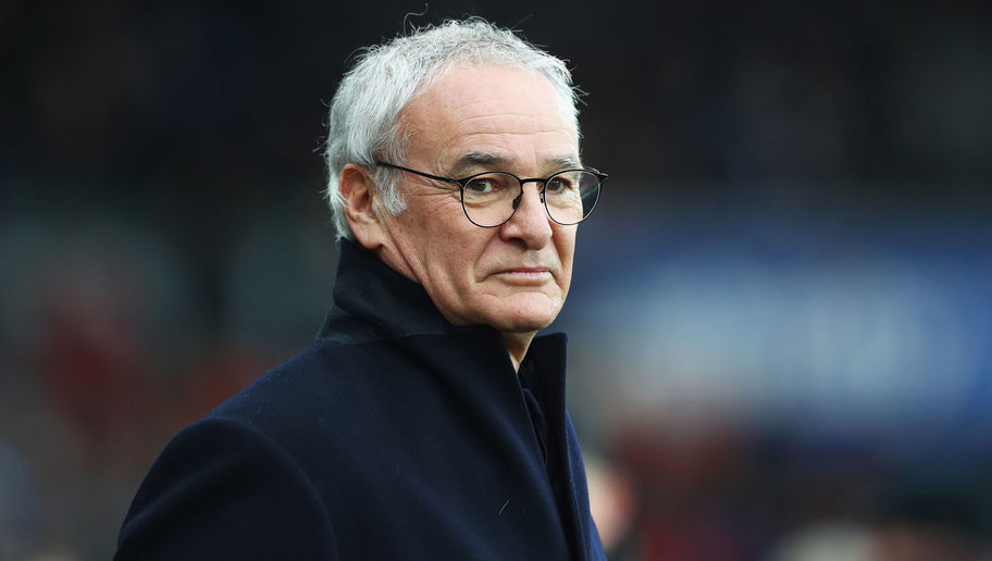 Serie A Strugglers Palermo Looking to Bring in Unemployed Claudio Ranieri for Next Season