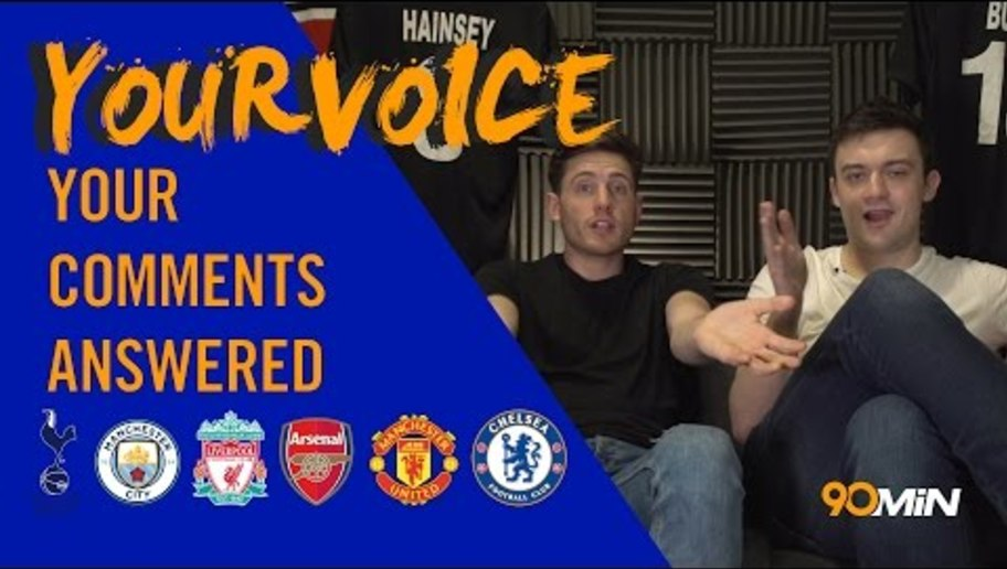 YourVoice | Zlatan Banned for 3 Games After Mings Elbow | Would Sanchez Fit in at Man City?