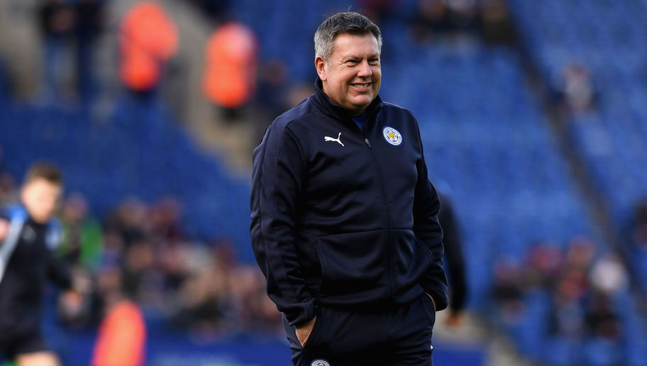 Leicester Reportedly Set to Appoint Craig Shakespeare as New Permanent Boss Until Season's End