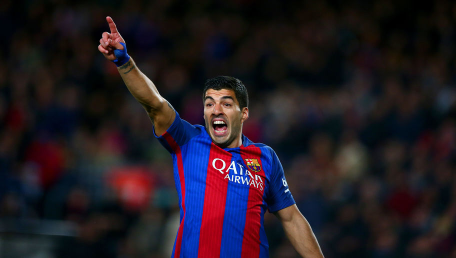 Luis Suarez Warns Barcelona Players to Not 'Go Crazy' Against PSG on Wednesday