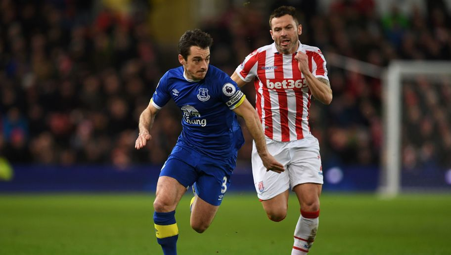 Leighton Baines Claims Everton Are in 'Really Positive Position' After Recent Changes