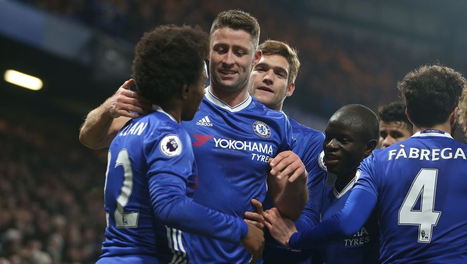 Gary Cahill Praises Chelsea's Character After Recent Series of Winning Performances