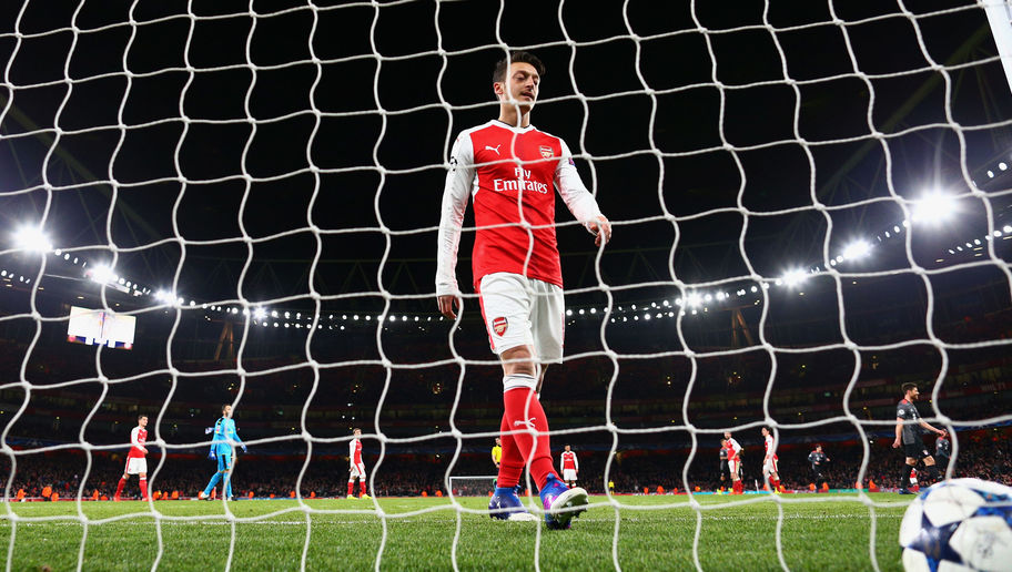 Twitter Melts Down as Arsenal Get Humiliated and Crash Out of the Champions League…Again